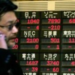 Japanese shares up despite trade data