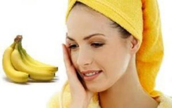 Use Banana to glow your face