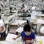 China's economy activity slow