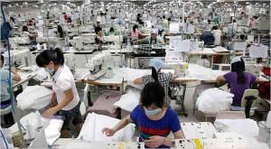 China factory activity shrinks again