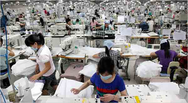China factory activity picks up to beat expectations