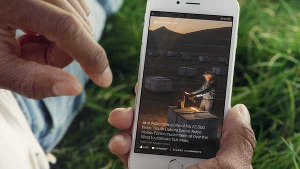 Facebook introduces 'Instant Articles' publishing platform