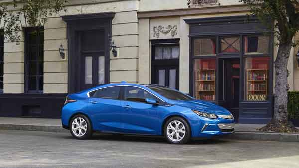 Chevrolet announces Volt price