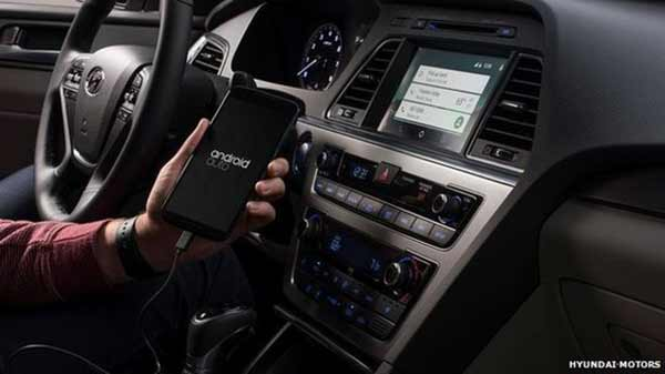 Hyundai offers Google Android in cars