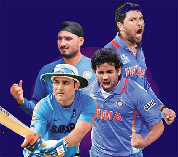 BCCI likely to send Viru, Zaheer, Bhajji, Yuvi in Bangladesh tour
