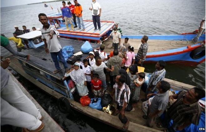 Trafficking 'kingpin' held in Thailand