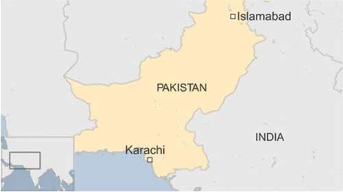'IS' kills 45 on Karachi bus