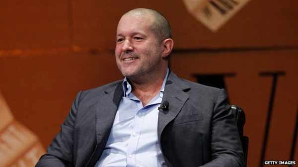 Apple design guru Jony Ive promoted
