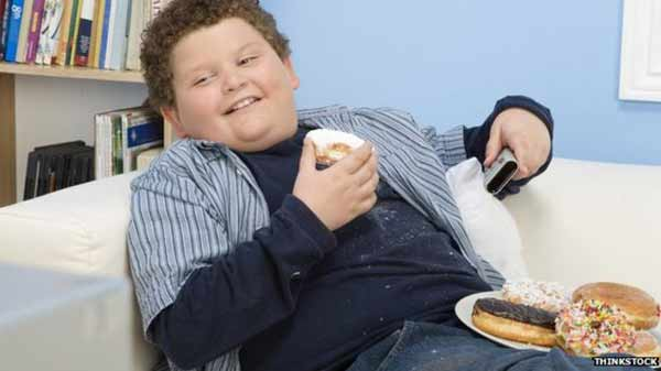Teen obesity 'link to bowel cancer'