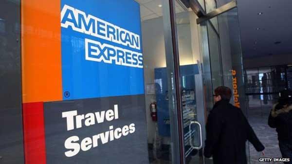 American Express president dies