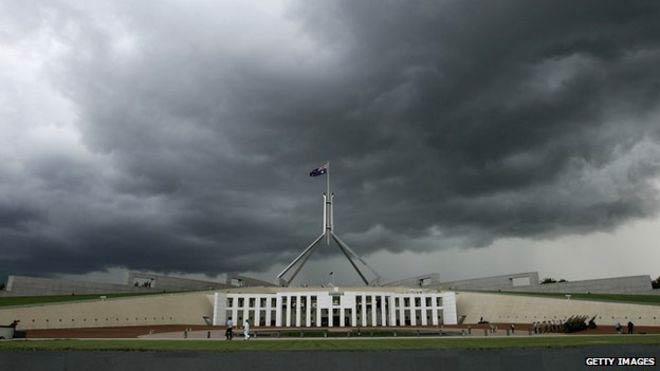 Australian budget a 'horror story'