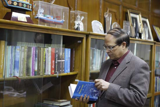Atiur gets Bangla Academy Literature Award 2015
