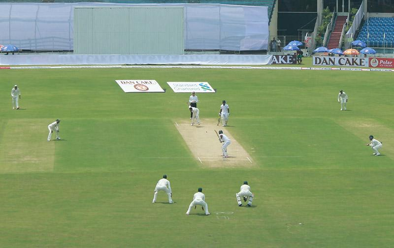 Bangladesh 236/4 at stumps on day 1