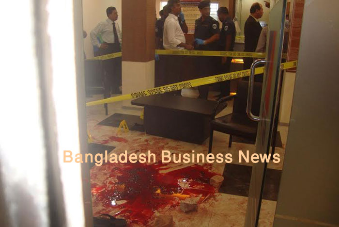Ansarullah man held over Ashulia bank robbery link