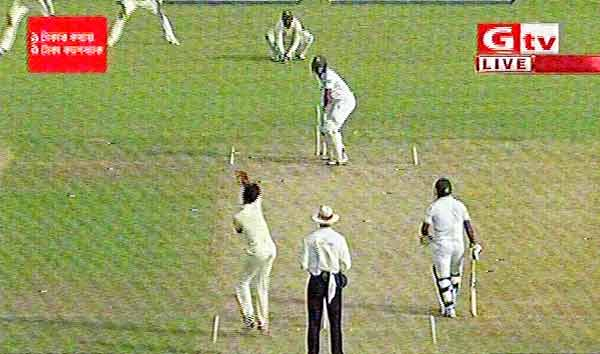 Bangladesh lose 5 wickets