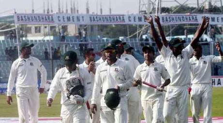Bangladesh v South Africa test