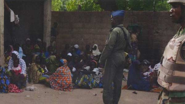 Boko Haram frees 234 women and children