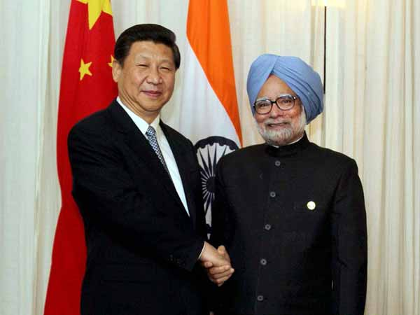 India and China sign $22bn in deals