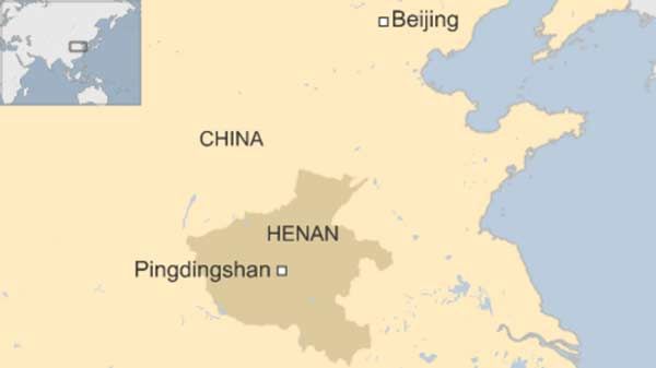 Fire in China care home kills 38