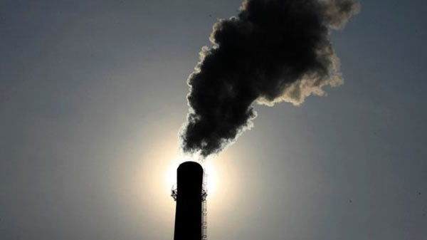 Global carbon dioxide levels break 400ppm milestone