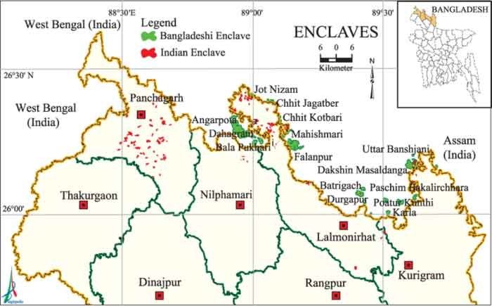 India Cabinet clears Land Boundary Agreement bill