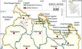 India, Bangladesh launch survey in enclaves over nationality