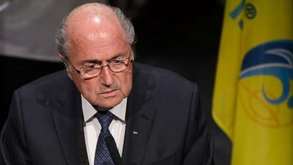 Blatter 'under investigation in US'