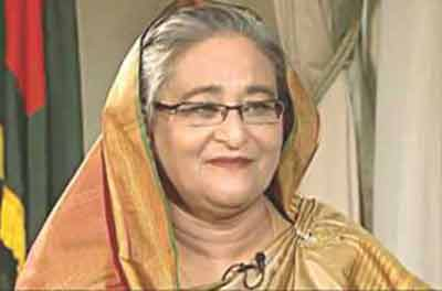 Bangladesh PM Hasina wins UN award for leadership on climate change