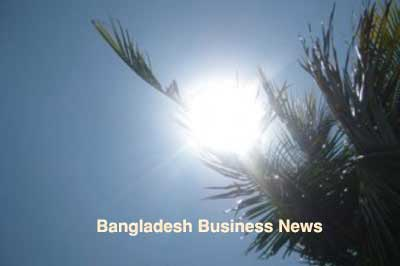 Bangladesh's heat wave to continue 2 more days