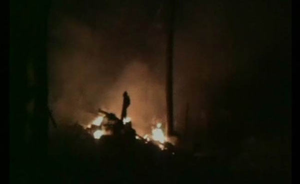 11 killed in West Bengal cracker factory blast