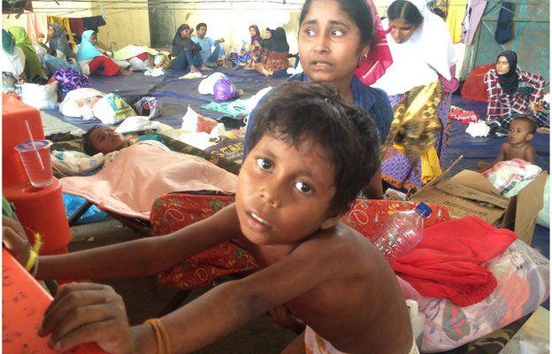 Traffickers make $100mn in 2014 from Bangladesh-Malaysia trip