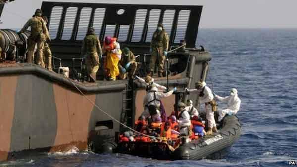 EU to back 'boat-destroyer' mission in Mediterranean