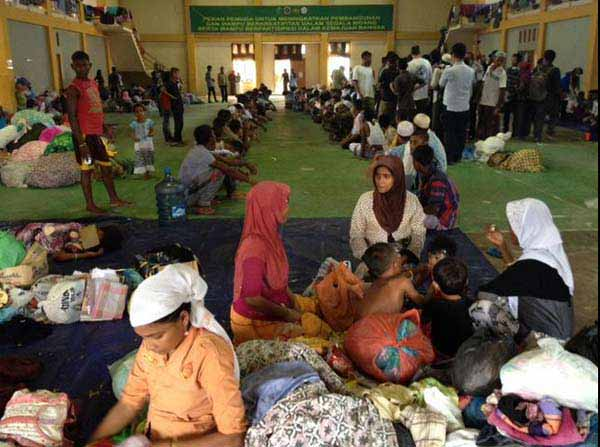 UNHCR for keeping Asian borders open for migrants