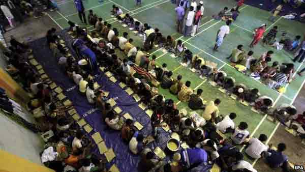 Over 1,000 Rohingya, Bangladeshi migrants land in Malaysia