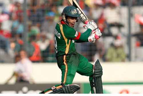 Mushf likely to captain Bangladesh against India