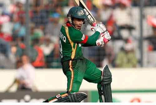 Mushf likely to captain Bangladesh against India
