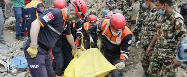 NASA radar detects heartbeats under rubble, saves four men in Nepal