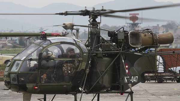 8 bodies recovered from US helicopter crash In Nepal