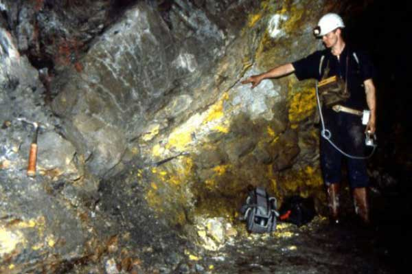 2 billion year old nuclear reactor discovered in Africa