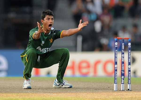Pakistan cricketer Hasan banned for 2 yrs for doping