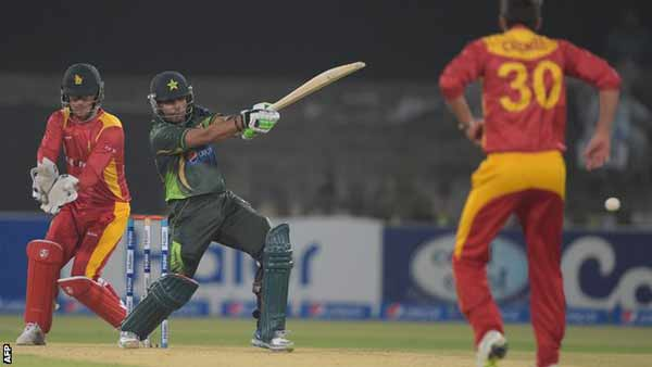 High security as Pakistan win T20