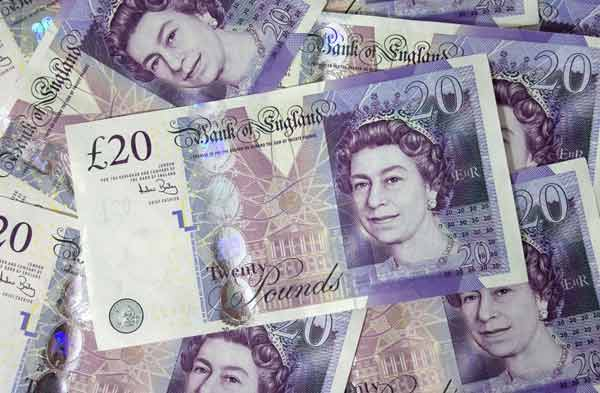 Pound rallies to over one week high