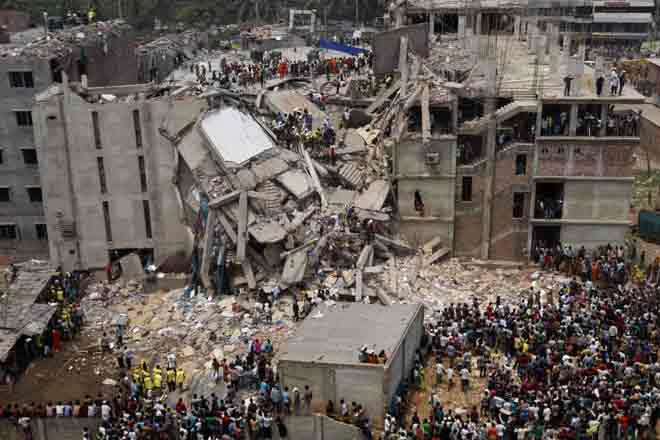 Bangladesh orders 24 arrests over Rana Plaza tragedy