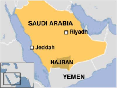 Hauthi rebels kill 2 Bangladeshis in Saudi Arabia