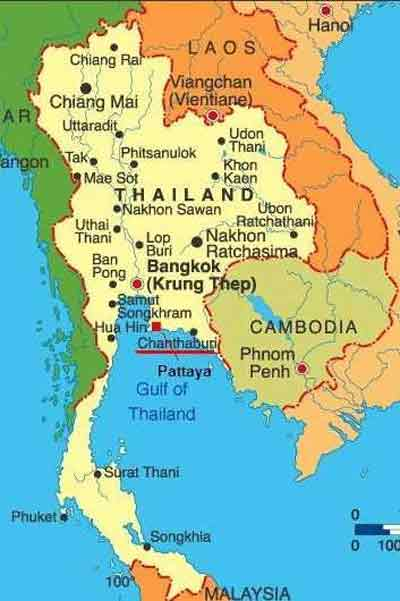 dozens of bodies find in Thailand jungle camp