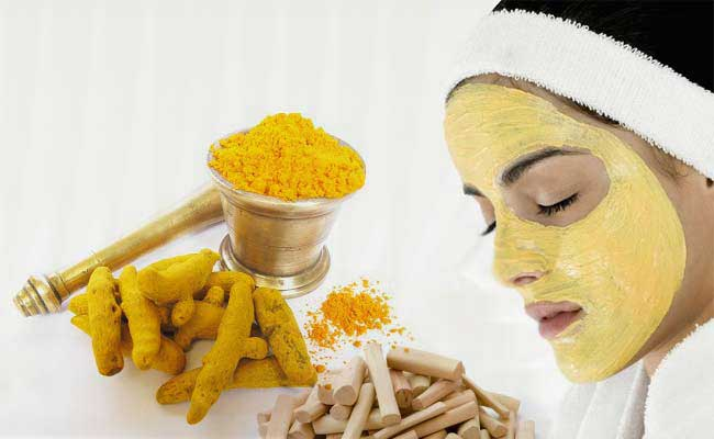 Put turmeric on top of your beauty list!