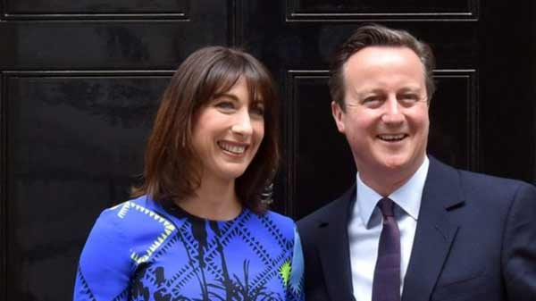Cameron mulls make-up of new cabinet