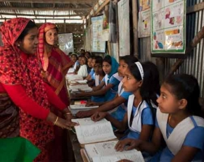 Bangladesh to allocate fund for children in FY16