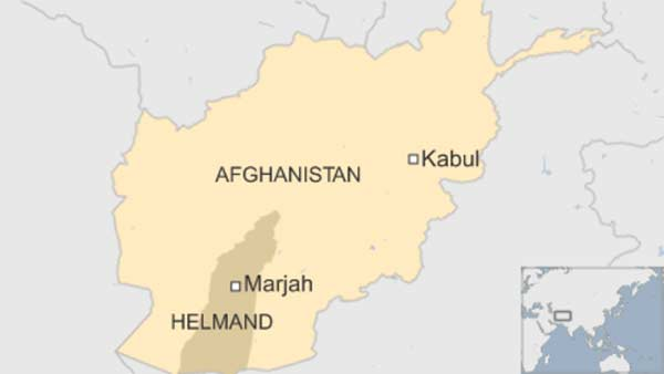Roadside bomb kills 12 family members in Afghanistan