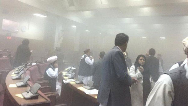 6 Taliban killed after assault on Afghan Parliament